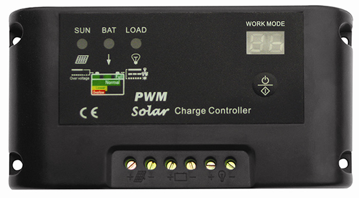 10-20A PWM Solar Charge Controller