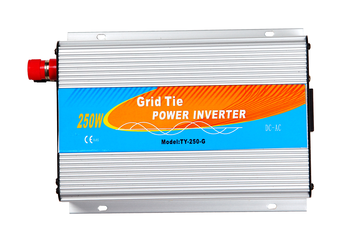 250W Grid Tie Power Inverter For Solar Panel