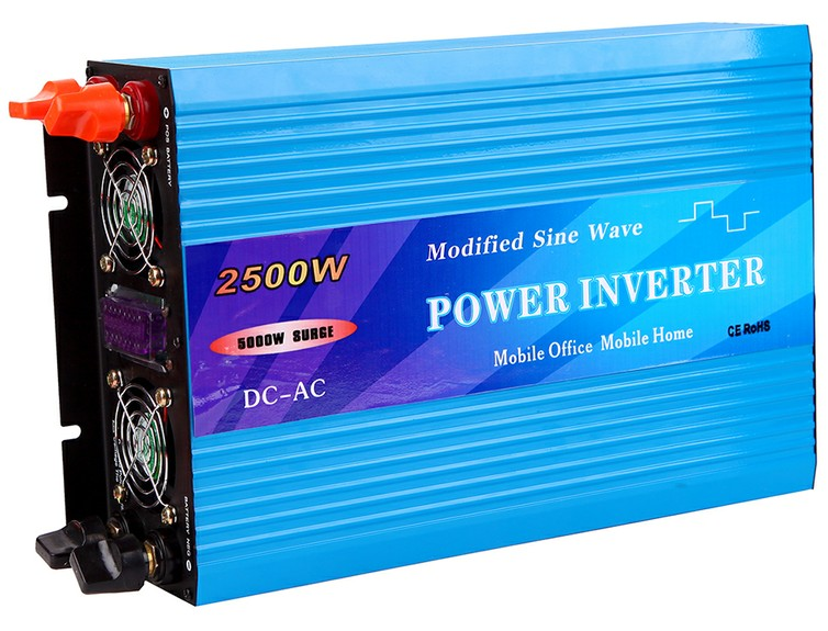 2500W Modified Sine Wave Power Inverter