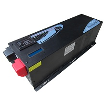 4000W-6000W Pure Sine Wave Power Inverter with Charger