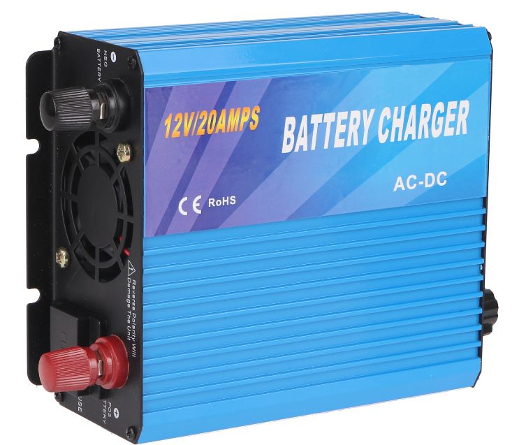 AC-DC Battery Charger