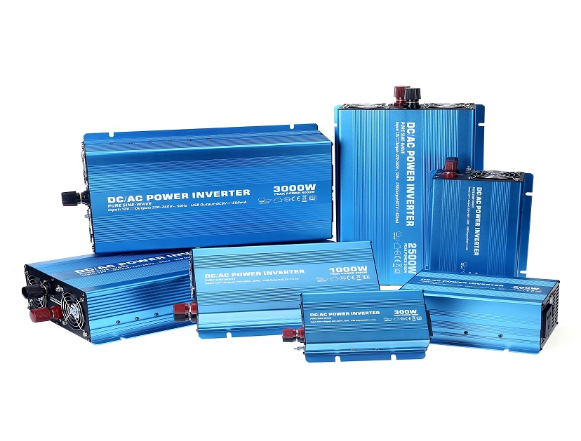 NEW Series - Pure Sine Wave Power Inverters