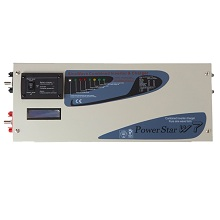 Pure Sine Wave Power Inverter with Charger